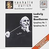 Beethoven -  Symphonies 1 & 2