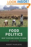 Food Politics: What Everyone Needs to KnowRG