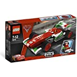 LEGO Disney Cars Exclusive Limited Edition Set #8678 Ultimate Build Francesco