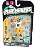 McFarlane Toys Green Bay Packers Aaron Rodgers 2011 Playmaker