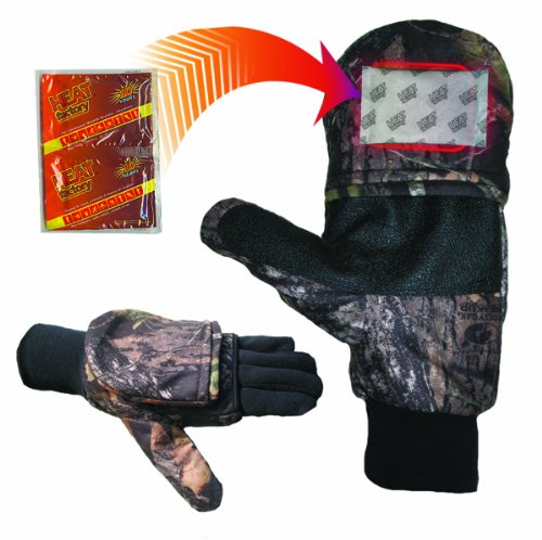 Heat Factory Pop-Top Mittens  Glove Liner for
