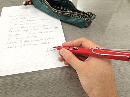 LAMY 凌美 safari狩猎者钢笔,EF尖图片