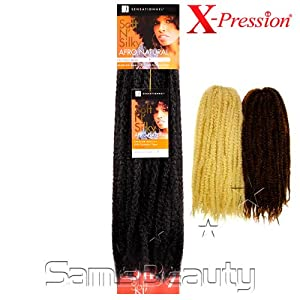 Sensationnel Synthetic Hair Braids Soft & Silky Afro Twist Braids (33)
