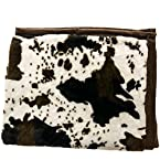 50 x 70 Pinto Horse Throw Blanket