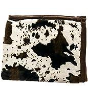 50 x 70 Pinto Horse Throw Blanket