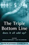 img - for The Triple Bottom Line: Does It All Add Up book / textbook / text book