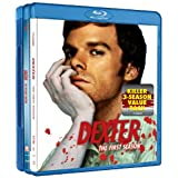 Dexter: Seasons 1-3 [Blu-ray]by Michael C. Hall