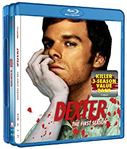 Dexter: Seasons 1-3 [Blu-ray]