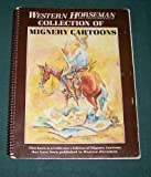 img - for Western horseman collection by Mignery: A collection of humorous western art book / textbook / text book
