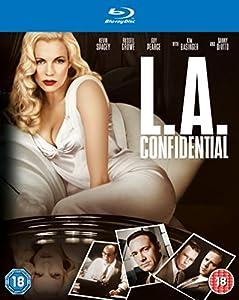 L.A. Confidential [Blu-ray + UV Copy] [1997] [Region Free]
