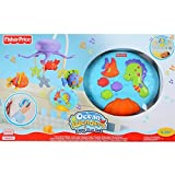Fisher-Price Ocean Wonders Deep Blue Sea Mobile Fisher-Price Crib Mobiles Remote Control by Fisher-Price