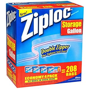 Gallon Storage Bags