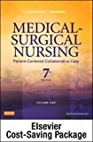 img - for By Donna D. Ignatavicius MS RN ANEF Medical-Surgical Nursing - Two-Volume Text and Clinical Decision Making Study Guide Revised Reprint (7th Edition) [Paperback] book / textbook / text book