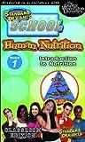 Standard Deviants School - Human Nutrition, Program 1 - Introduction to Nutrition (Classroom Edition) [VHS]