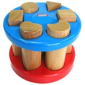 Little Tikes - Round About Shape Sorter