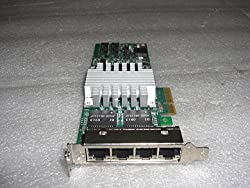 HP 436431-001 NC364T quad port Gigabit Ethernet adapter board - Has four exter