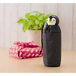 ペットボトルカバー&ペンギンキャップ