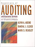 Essentials of auditing and assurance services:an integrated approach