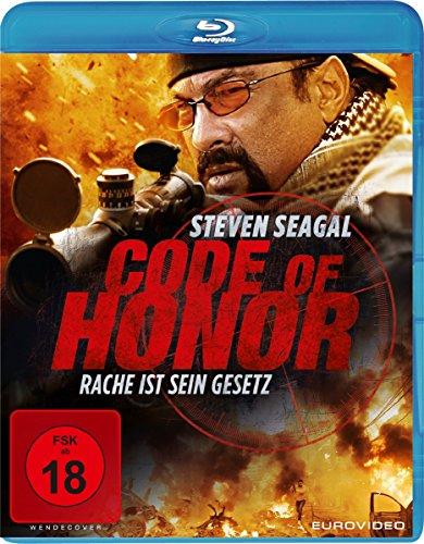 Code of Honor - Rache ist sein Gesetz [Blu-ray]