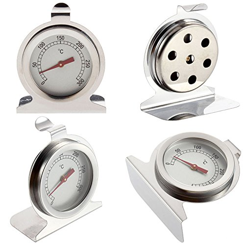 Household Kitchen Classic Stainless Steel Cake Baking Temperature Oven Baked Food Metal Thermometer front-39159