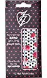 Iron Fist Lolita Love Nail Stickers White