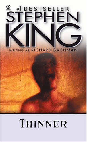 Thinner by Stephen King at Amazon.com