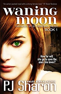 (FREE on 12/22) Waning Moon by PJ Sharon - http://eBooksHabit.com