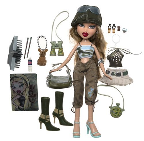 Bratz Cloe Wild Life Safari - Buy Bratz Cloe Wild Life Safari - Purchase Bratz Cloe Wild Life Safari (MGA, Toys & Games,Categories,Dolls,Playsets,Fashion Doll Playsets)