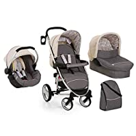 Hauck Malibu XL All In One Travel System