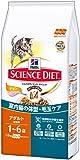 サイエンスダイエット インドアキャット アダルト チキン 成猫用 1.8kg [キャットフード]