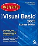 img - for Mastering Microsoft Visual Basic 2005, Express Edition book / textbook / text book