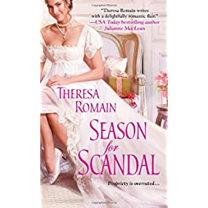 Season for Scandal by Teresa Romain