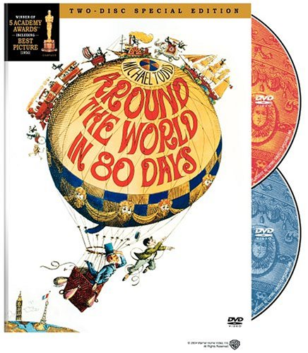 Cover art for  Around the World in 80 Days (Two-Disc Special Edition)