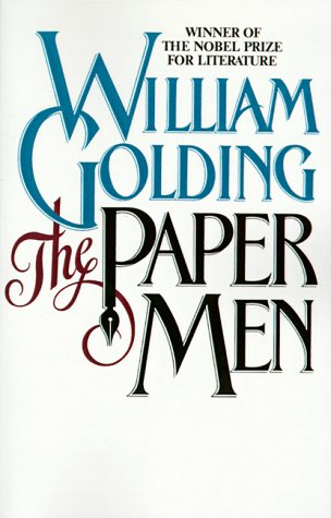 The Paper Men, WILLIAM GOLDING