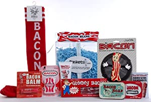 The Bacon & Eggs (Hold the Eggs) unBasket Gift Basket