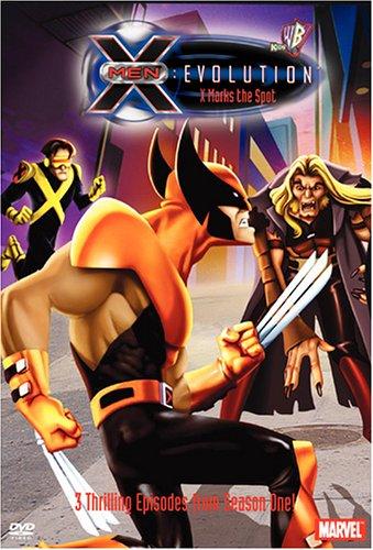 X-Men: エボリューション Season1 Volume3:X-Marks the Spot [DVD]