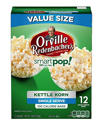 Orville Redenbacher's Smart Pop Kettle Corn Mini, 13.96 Ounce (Kettle Corn Mini Bags compare prices)