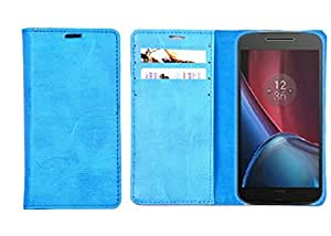 R&A Pu Leather Wallet Case Cover For Samsung Galaxy S3 Mini