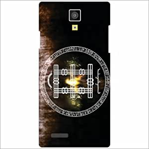 Micromax Canvas Xpress A99 Back Cover - Silicon Abstract Designer Cases