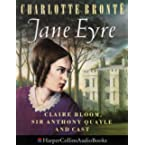 Book Review on Jane Eyre: Claire Bloom, Sir Anthony Quayle & Cast by Charlotte Bronte