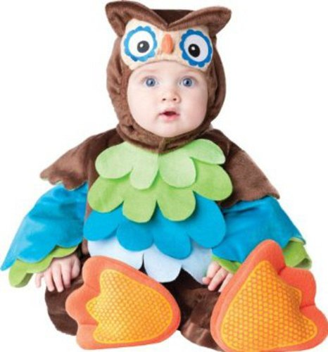 Baby Owl Infant Costume What a Hoot 12-18 Months