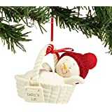 Department 56 Snowpinions Baby's 1st Ornament
