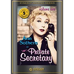 Private Secretary Volume 1 (5 Episodes)