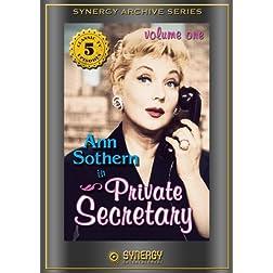 Private Secretary Volume 1 (5 Episodes)