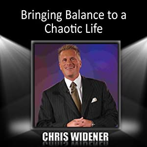 Bringing Balance to a Chaotic Life Speech