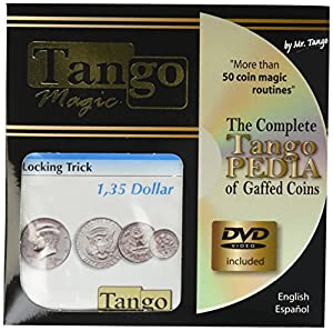 MMS Locking $1.35 (with DVD) by Tango - Trick (D0032)