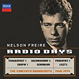 Nelson Freire - Radio Days - The Concerto Broadcasts 1969-1979