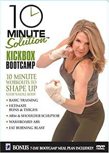 10 Minute Solution Kickbox Boot Camp
