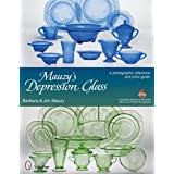 Mauzy's Depression Glass: A Photographic Reference with Prices ~ Barbara E. Mauzy
