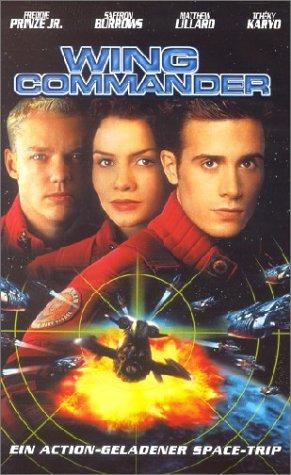 Wing Commander [VHS]